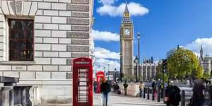 London Landmarks Timelapse Video