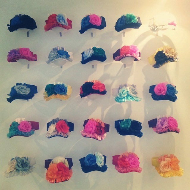 03 Bernstock @thelmaspeirs goes tropical with their new series of visors (c) @susiebubble