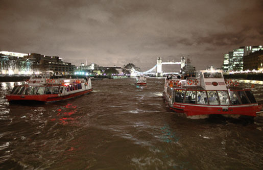 Win Tickets To An Evening Afloat With Sir Andrew Motion