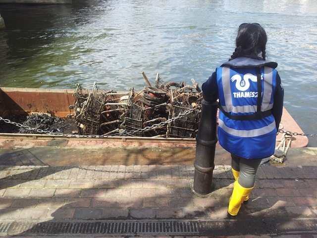 Lead Your Own River Clean-Up Session With Thames21