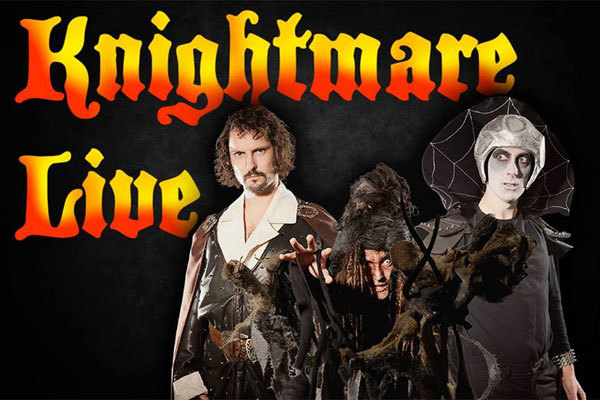 Welcome, Watchers Of Illusion, To Knightmare Live