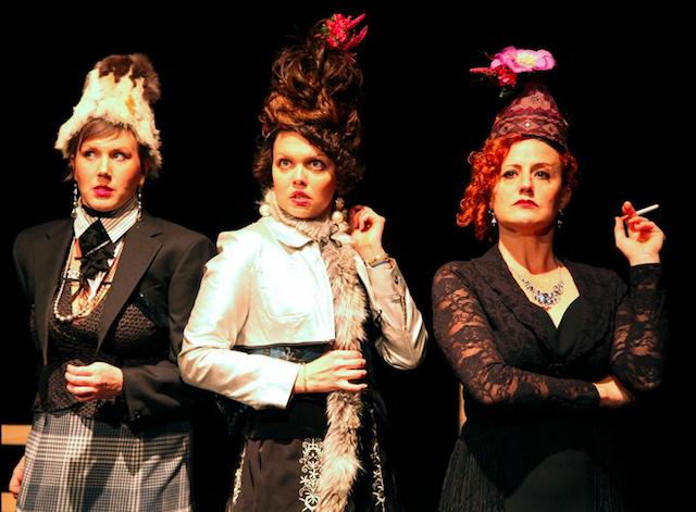 Theatre Movement Bazaar Reboot Chekhov In Greenwich