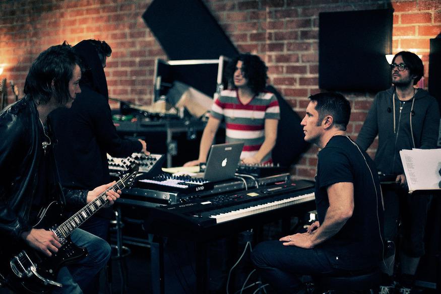 Gig Alert: Nine Inch Nails At Scala
