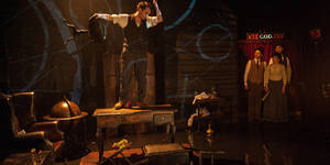 Explosive Theatre: The Secret Agent At The Young Vic