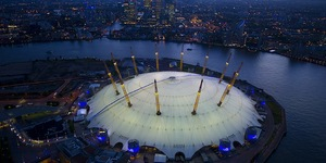 Win Tickets To An 80s Rooftop Ping Pong Party On The O2