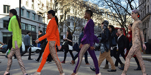 London Fashion Week Brings New Brands to London's Streets