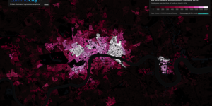 Luminocity: New Site Maps London's Demographics