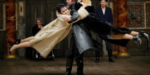 King Lear In Belarusian At The Globe Theatre