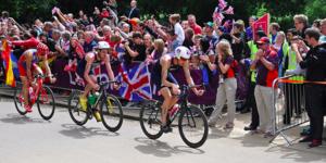World Class Triathlon Returns To Hyde Park