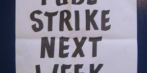 PM May Consider Tube Strike Ban