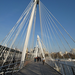 Hungerford Bridge by Philippe