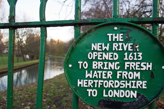 Celebrate The 400th Anniversary Of The New River