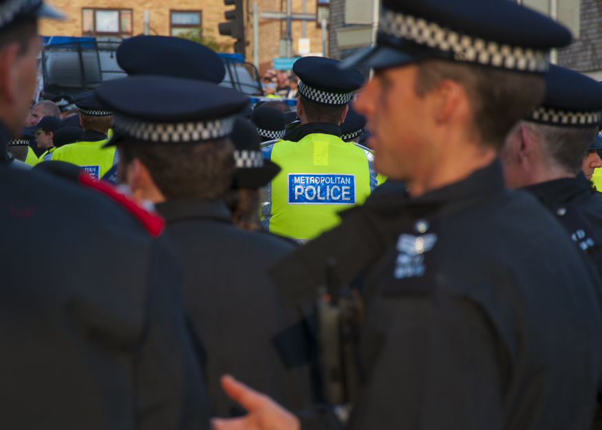 Met Police To Throw Open Doors This Weekend