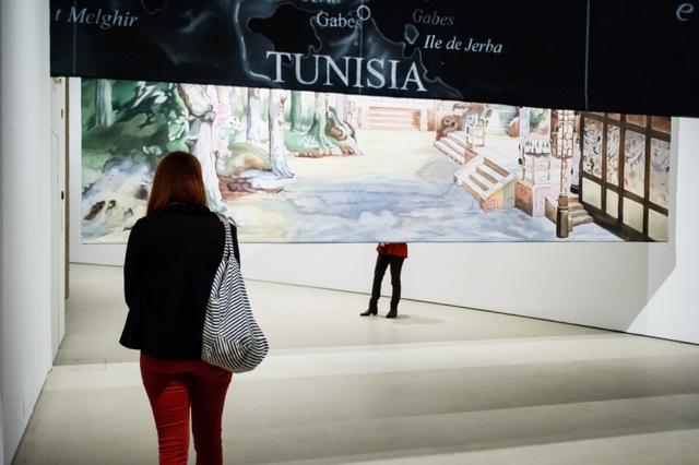 Experience Art In Intervals: Ayse Erkmen At Barbican