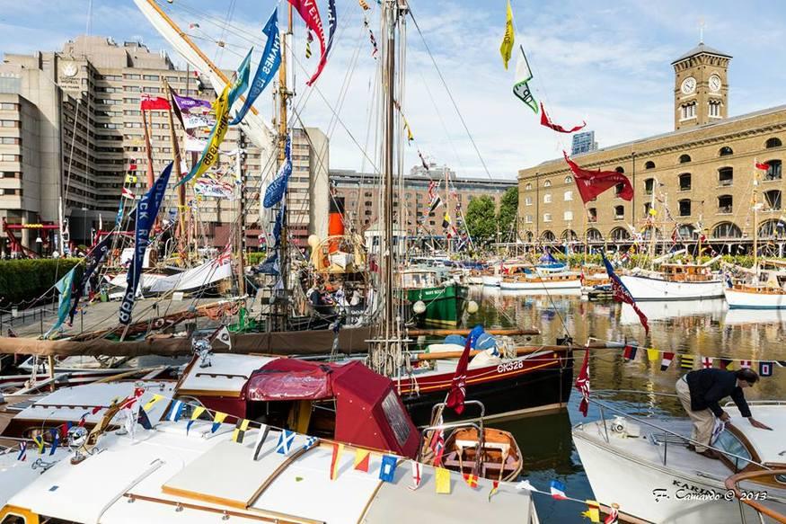 In Pictures: Thames Festival Final Day #ThamesLens