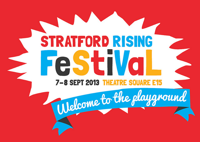 Stratford Rising Festival: Come And Play
