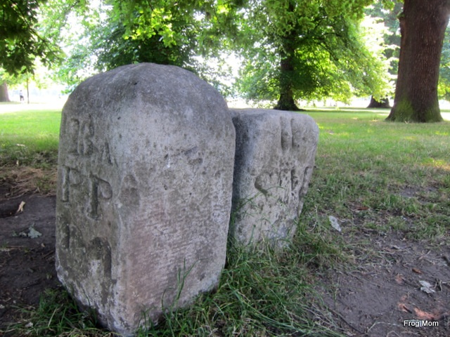 The Secret Stones Of Kensington Gardens