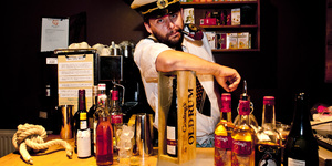 Booze Cruising: H.M.S Plate and Shaker