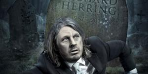 Richard Herring Laughs In The Face Of Death