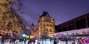 Seasonal Skating: London Winter Ice-Rink Round-Up 2013
