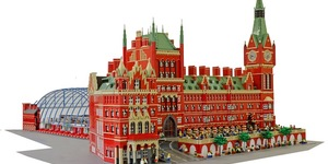 Brick City: New Lego Exhibition Shows London And World Landmarks