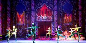Pantomime Meets Classical Ballet In The Nutcracker On Ice