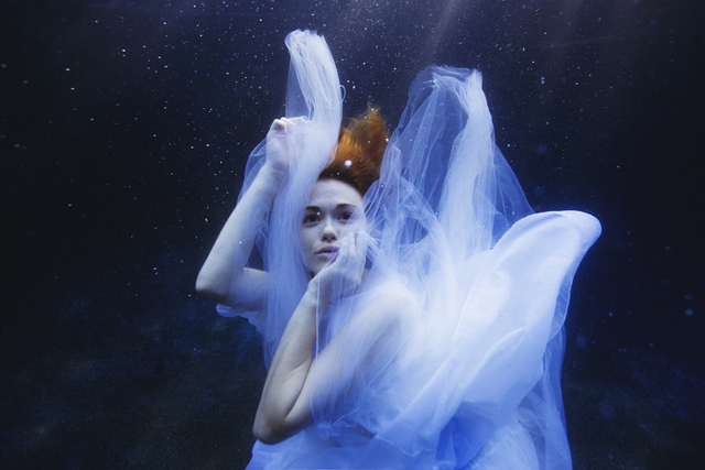Tyler Shields, Amphitrite. Image courtesy the artist and Imitate Modern