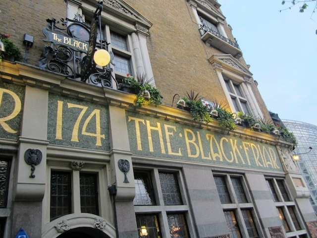 The Blackfriar London's Best Pubs For Architecture