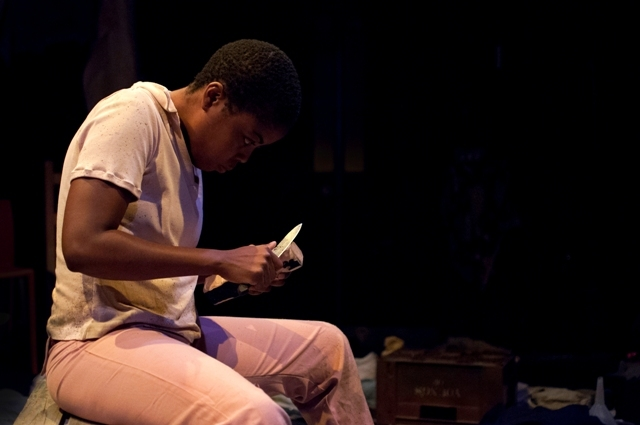 Child Soldiers Of Congo Given Voice At New Diorama Theatre
