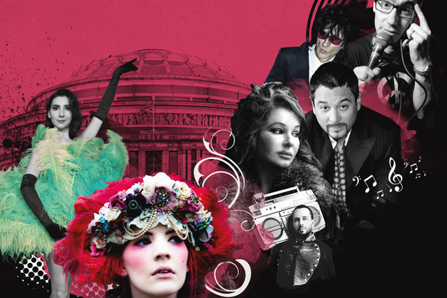 There's More To Be Found At The Royal Albert Hall