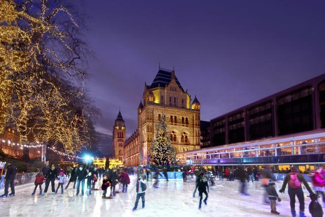 Seasonal Skating: London Winter Ice-Rink Round-Up 2013
