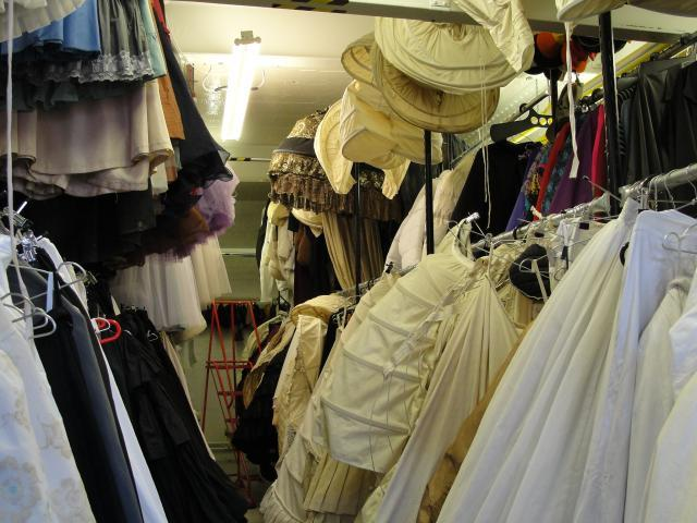 Dress Like An Actor: National Theatre Costume And Props Hire