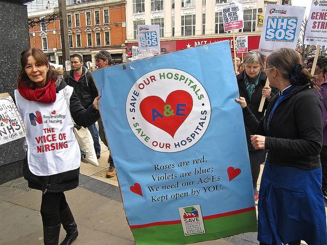 Still Waiting For Answers Over North West London Hospitals