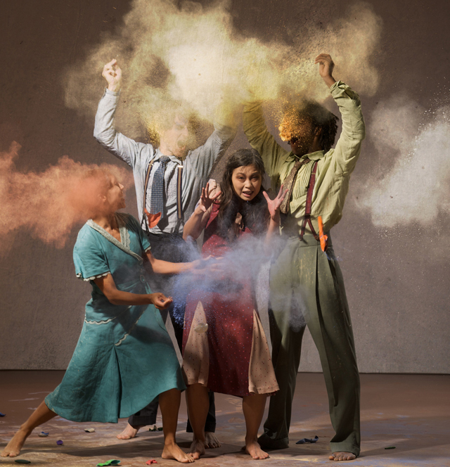 Rambert's Mixed Bill The Castaways Brings Energy To Sadler's Wells