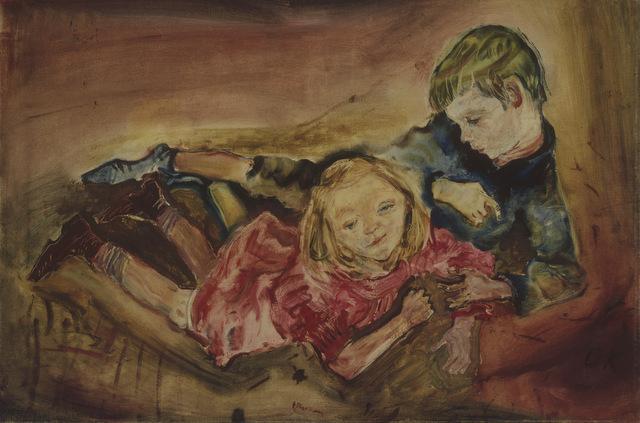 oil on canvas 72 x 108 cm