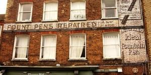London's Top 10 Ghostsigns