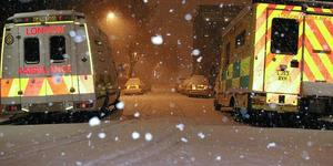 London A&Es Keep Patients Waiting