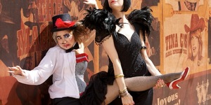 Ticket Alert: The EastEnd Cabaret Club @ The Russet