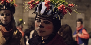 In Pictures: Day Of The Dead Ride