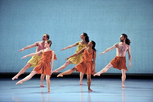 Musical Choreography By Mark Morris Dance Group