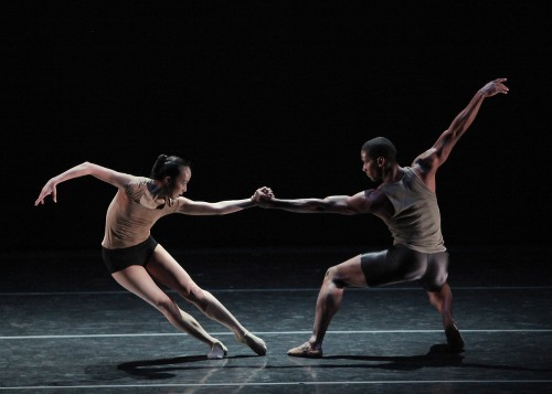 Chinese-British Collaboration Through Dance At Sadler's Wells