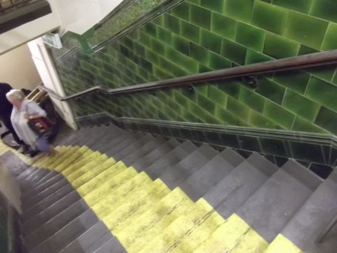 Ghost Tube Station To Be Turned Into Luxury Flats