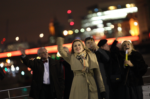 Experience London From The River This Festive Season