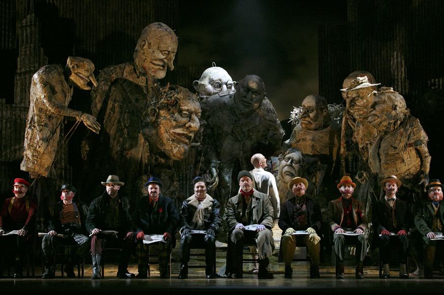 The Truth About English National Opera's Satyagraha At The Coliseum