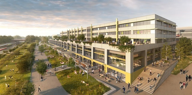 iCity: New Images Released Of The Olympic Park's Small Business Hub