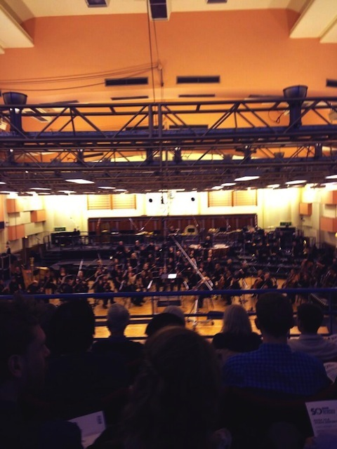 Sampling New Music With BBC Symphony Orchestra