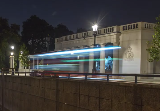 Stunning New Timelapse Video Of London