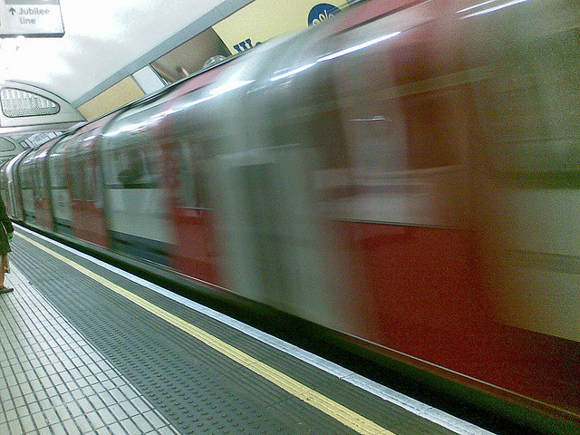 London Short Fiction: Jazz Code And The Tube