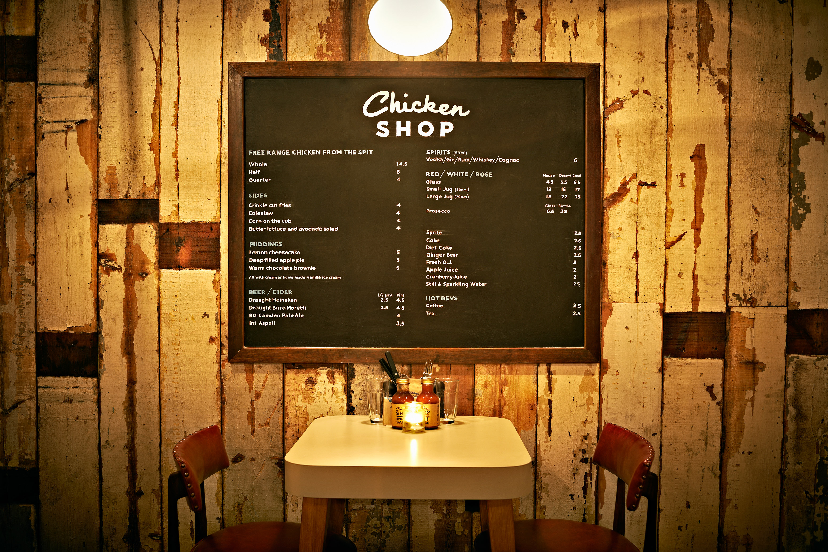 New Restaurant Review Chicken Shop Tooting Londonist