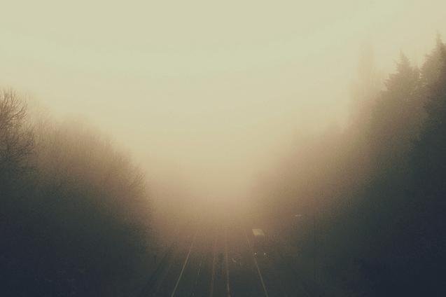 In Pictures: Foggy London